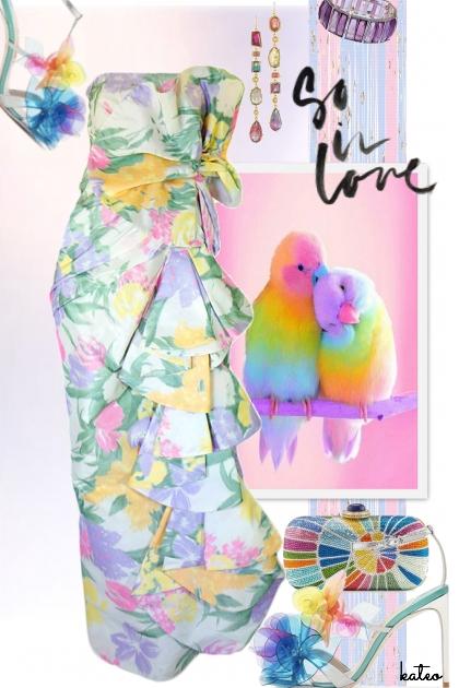 """"""" In Loving Color """""""