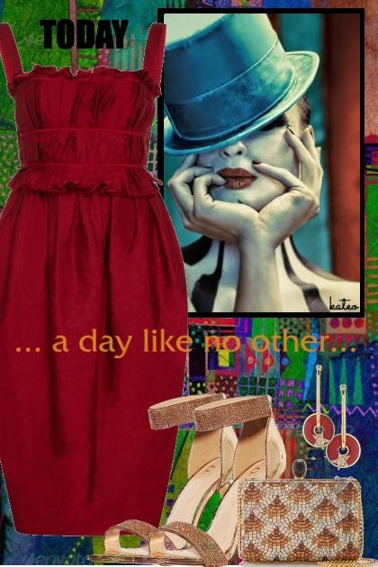TODAY !! - Modna kombinacija