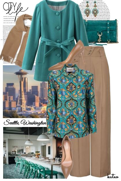 Fashionable Northwest Territory