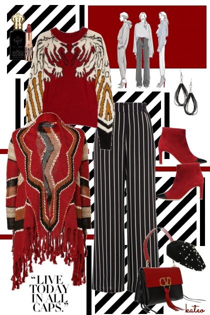 Autumnal Graphics - Fashion set