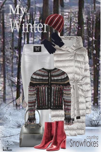 Metallic Winter