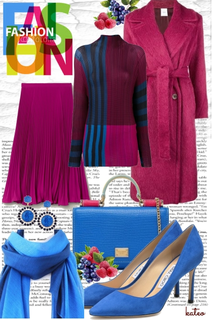 Fruity Fashion - Fashion set