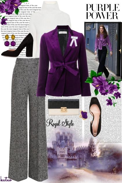 Royal Treatment- Fashion set