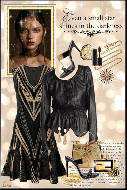 Your Turn to Shine !!- Fashion set