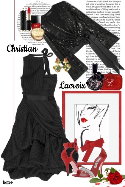 It's Lacroix, Sweetie Darling !!