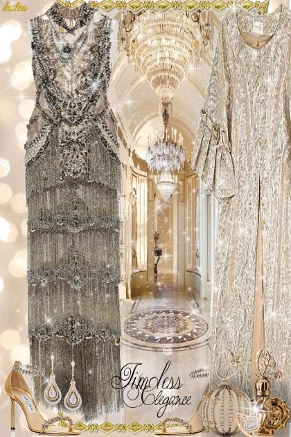 An Elegant Affair - Fashion set