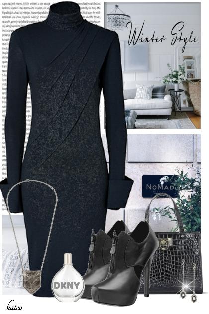 Winter City Style