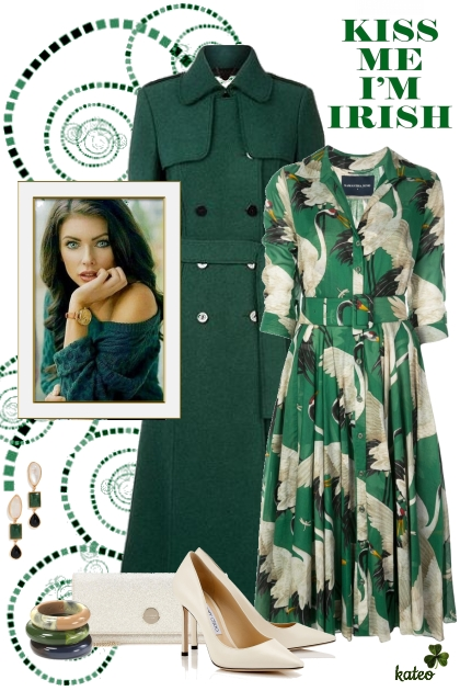Wear'n of the Green !!