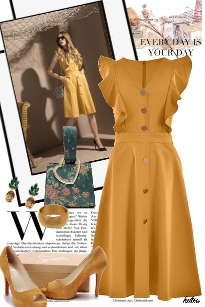 Everyday Style - Combinaciónde moda