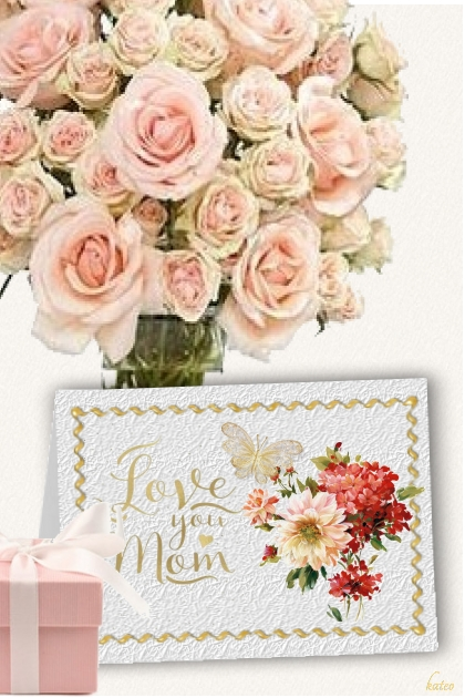 Mothers Day Vignette