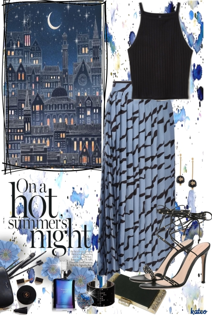 City Lights - Fashion set