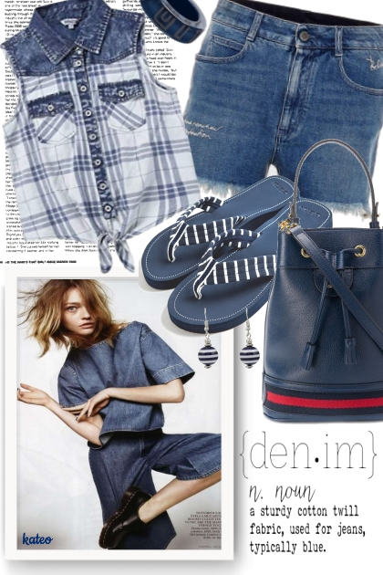 A Denim Summer