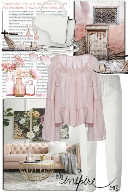 A Passion for Pink !!
