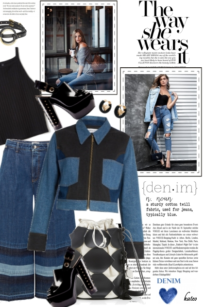 Denim Everyday !!