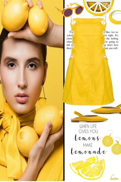 Let's make Lemonade !!