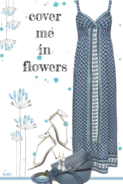 Sweet Summer Flowers