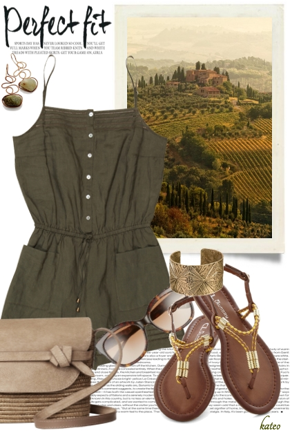 Tuscany Summer