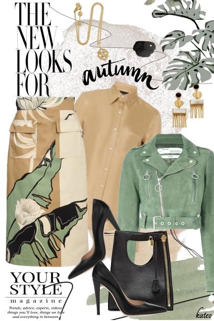 New Autumn Look