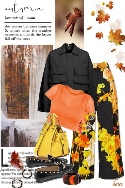 Fall Fancy Pants