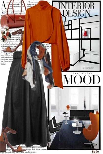 Matching Mood . . . - Модное сочетание