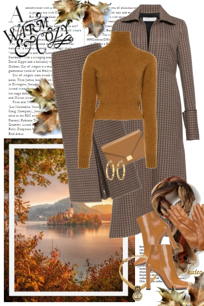 That Warm & Cozy Feeling !! - Fashion set