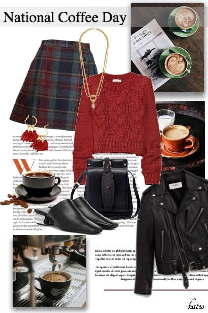 Coffee Anyone ?? - Fashion set