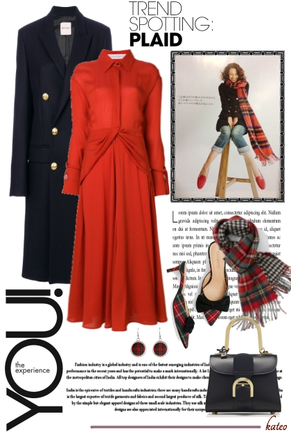 Plaid about YOU !!