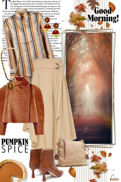 Autumn Mist - Combinazione di moda