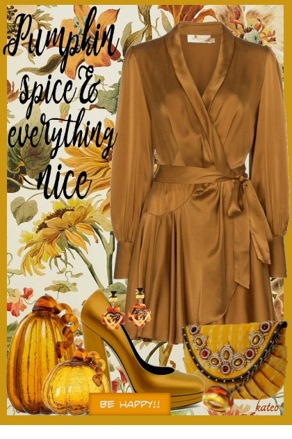 Autumn Spice - Fashion set