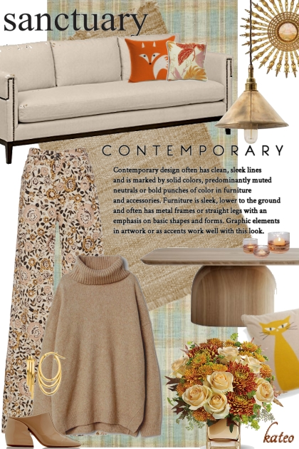 Fashion and Interior for Autumn