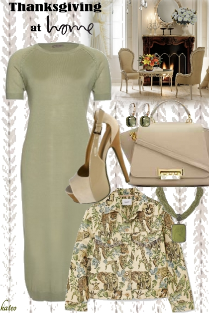 Home for the Holiday - Fashion set