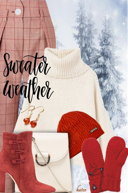 Winter Weight Sweaters