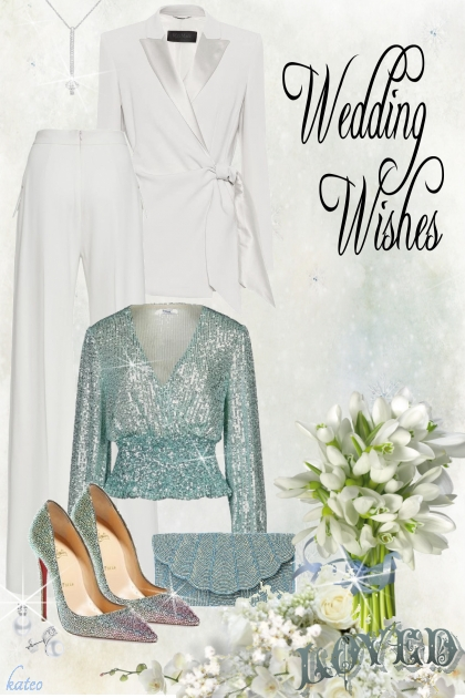 An Evening Wedding
