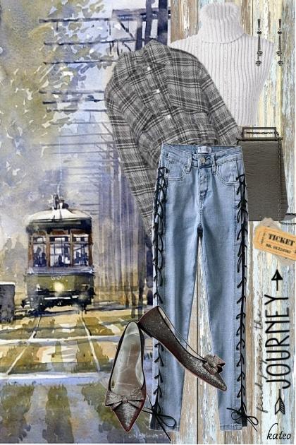 Midtown Trolley - Fashion set