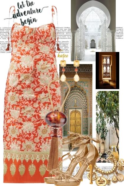 Reception in Marrakech