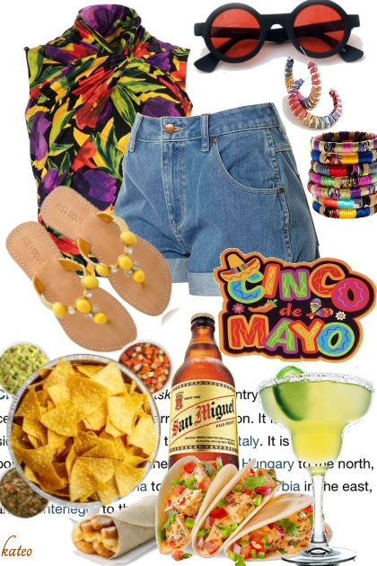 Time for Tacos !!- combinação de moda