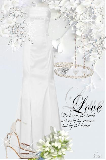White Wedding !!