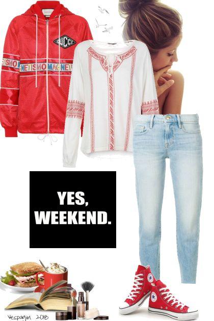 Yes, Weekend. Please, soon.