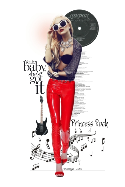 Princess Rock