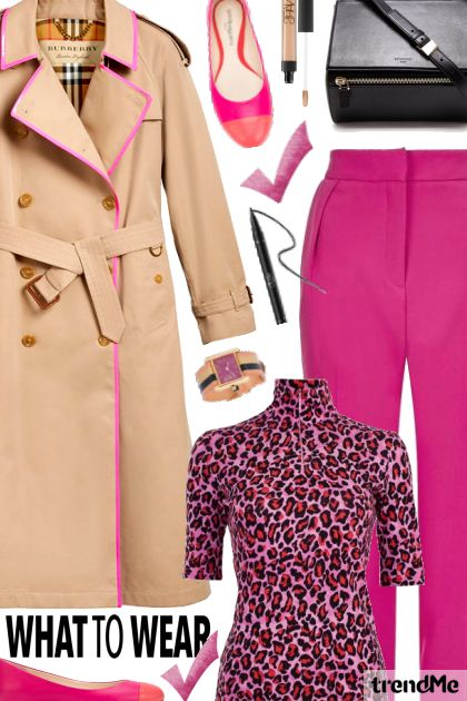 What To Wear: Trench Coat