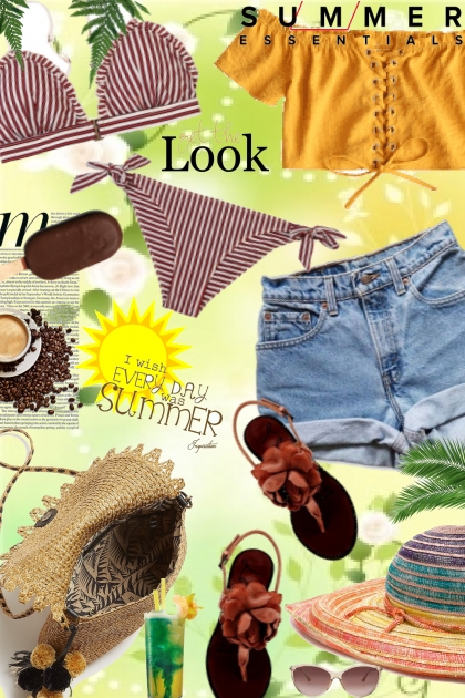 Looking for a summer