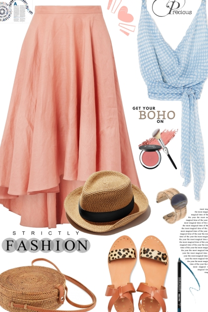 Get your boho on