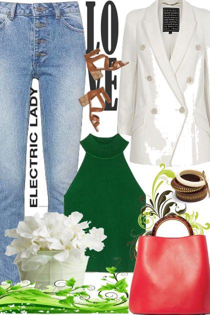 Green Lady