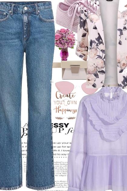 Lavender is blue
