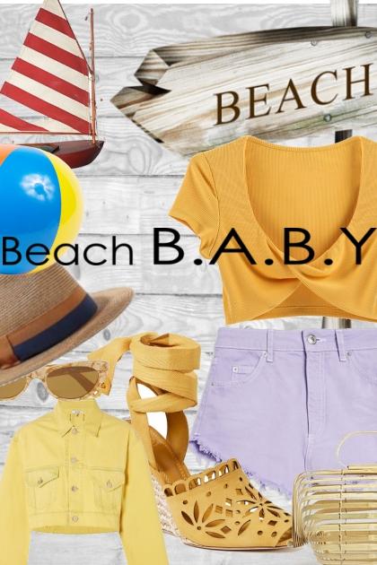 Beach Baby 1- Fashion set