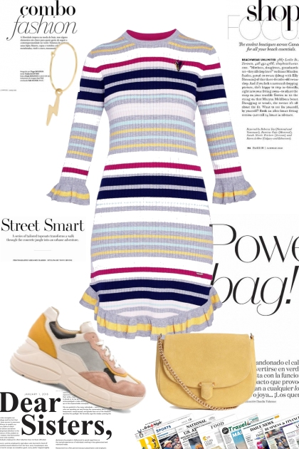 Earn Your Stripes 3