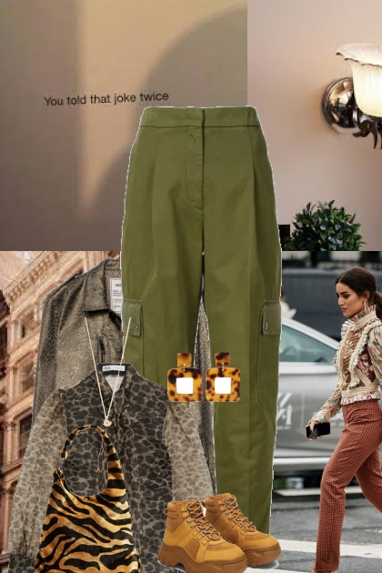 Go wild with the utility trend