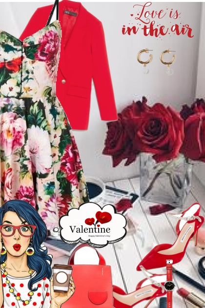 My Floral Valentine 2