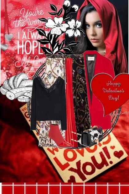 My red valentine 3