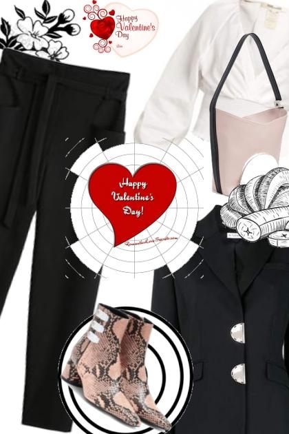 Dinner date- Valentine's Day